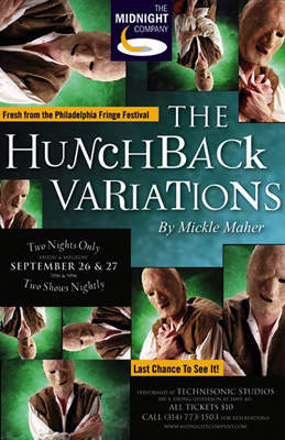 The Hunchback Variations